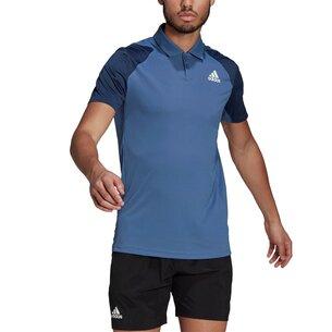 adidas Club Performance Tennis Polo Shirt