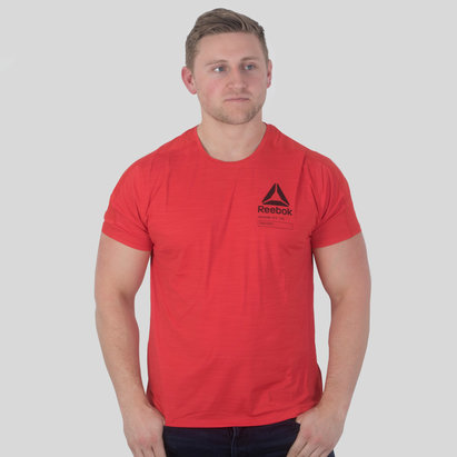 Reebok Activchill Graphic S/S Training T-Shirt
