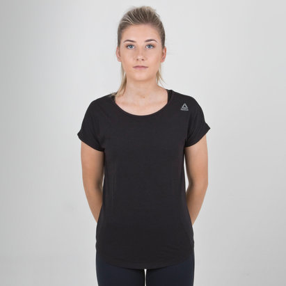 Reebok Mesh Ladies Training T-Shirt