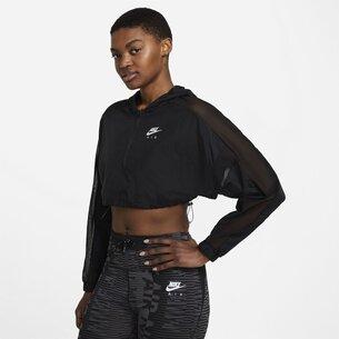 Nike Air Womens Crop Running Jacket