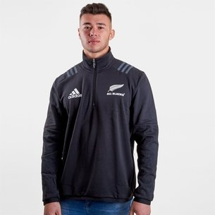 adidas New Zealand All Blacks 2018/19 Rugby Fleece