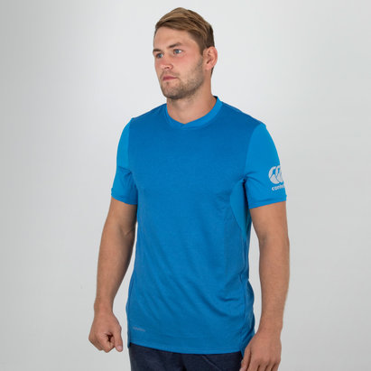 Canterbury Vapodri+ Drill T Shirt Mens