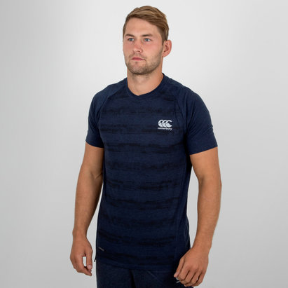 Canterbury Vapodri Performance Cotton Training T-Shirt