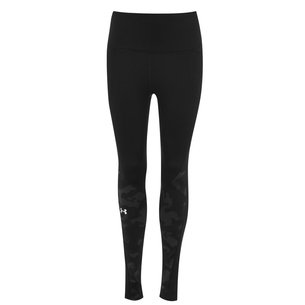 Under Armour ColdGear Camo Leggings Ladies