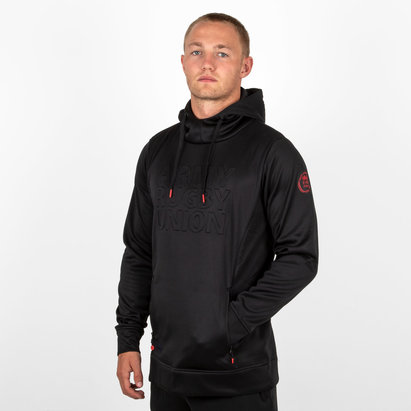 Samurai Army Rugby Union Embossed Impact Hooded Rugby Sweat
