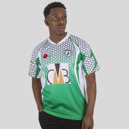 Samurai Nigeria 7s 2017/18 Home S/S Replica Rugby Shirt