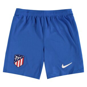 Nike Atletico Madrid Home Shorts 2021 2022 Junior