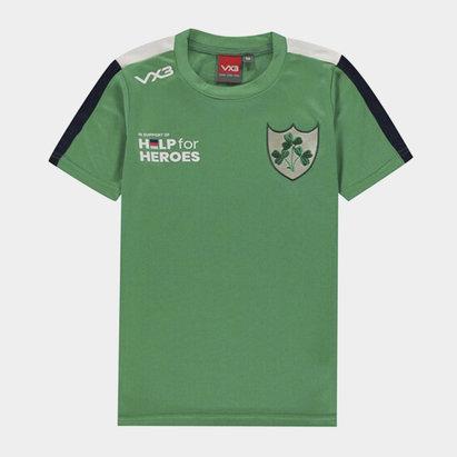 VX-3 Ireland Short Sleeve T Shirt