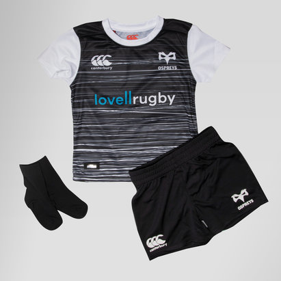 Canterbury Ospreys 2018/19 Infant Home Rugby Kit