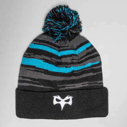 Canterbury Ospreys 2018/19 Rugby Bobble Hat