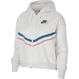 Nike Sportswear Heritage Womens Full Zip Fleece
