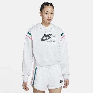 Nike Sportswear Heritage Womens Pullover Hoodie