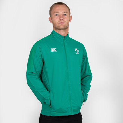 Canterbury Ireland IRFU 2018/19 Players Presentation Rugby Jacket