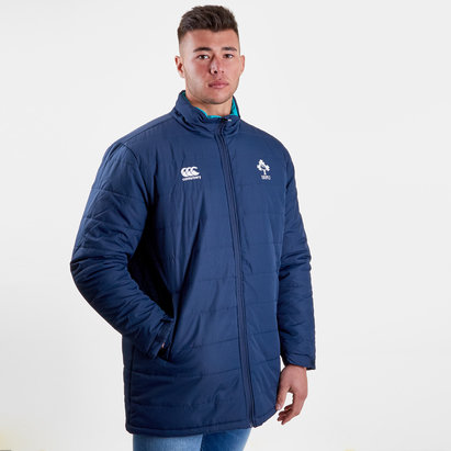 Canterbury Ireland IRFU 2018/19 Padded Rugby Jacket