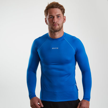 Skins Base Layer Top Mens