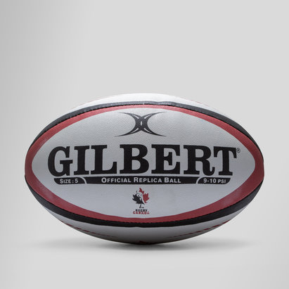 Gilbert Canada Official Replica Rugby Ball