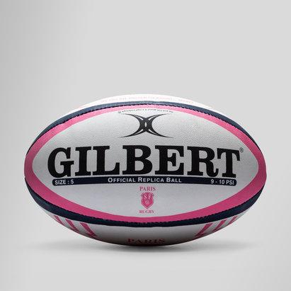 Gilbert Stade Francais Official Replica Rugby Ball