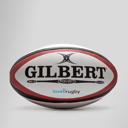 Gilbert Revolution X Ltd Edition Rugby Match Ball