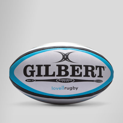 Gilbert Barbarian Ltd Edition Rugby Match Ball