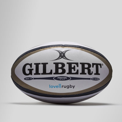 Gilbert Photon Ltd Edition Rugby Match Ball