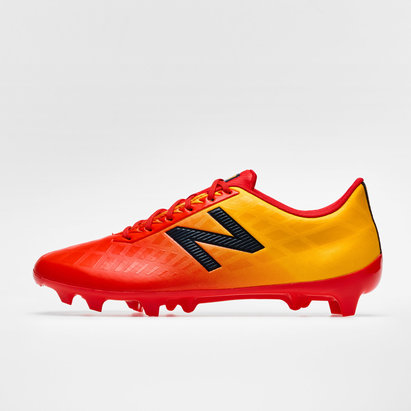 New Balance Furon 4.0 Dispatch Kids FG Football Boots