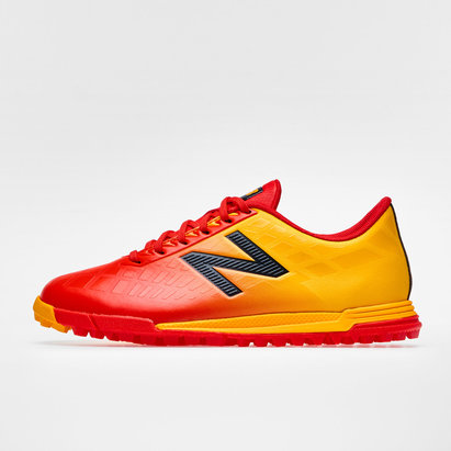 New Balance Furon 4.0 Dispatch Kids TF Football Trainers