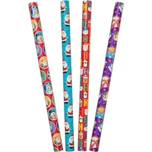 The Spirit Of Christmas 10m Wrapping Paper