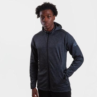 adidas FreeLift Climawarm Full Zip Hooded Training Sweat