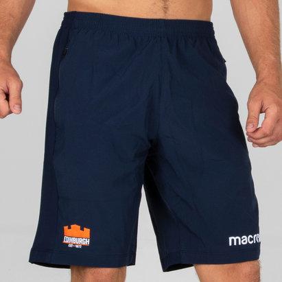 Macron Edinburgh 2018/19 Players Training Bermuda Micro Shorts