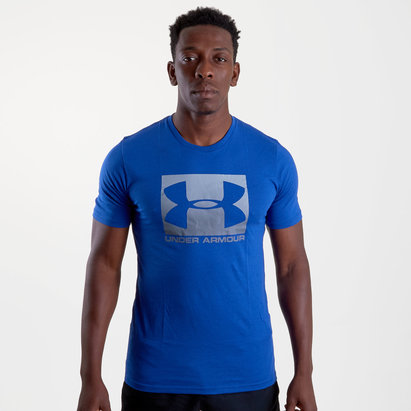 Under Armour UA Boxed Sportstyle S/S Training T-Shirt