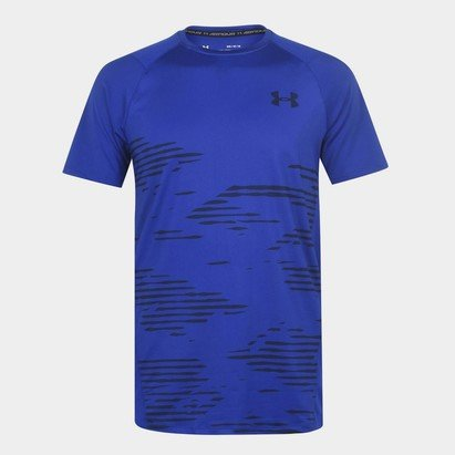 Under Armour Camo S/S Training T-Shirt