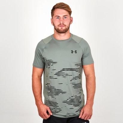 Under Armour Camo S S Training T-Shirt 849f92f69e56d