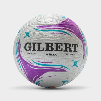 Gilbert Helix Moulded Match Netball