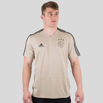 adidas Ajax 18/19 Players S/S Football Training Shirt