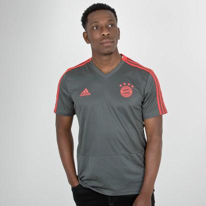 adidas Bayern Munich 18/19 S/S Football Training Shirt