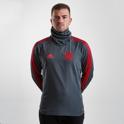 adidas FC Bayern Training Warm Top Mens