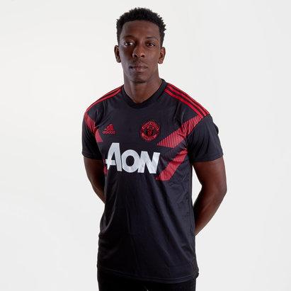 adidas Manchester United 18/19 Pre-Match Football Training Shirt