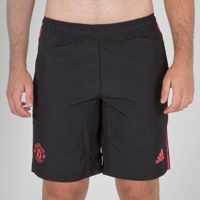 adidas Manchester United 18/19 Woven Football Training Shorts