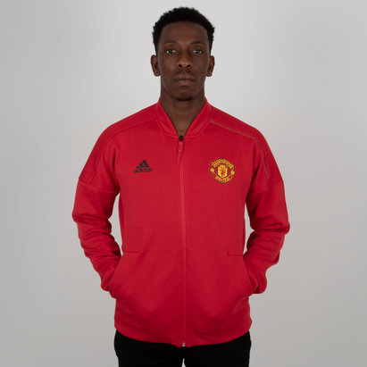 adidas Manchester United 18/19 ZNE Home Football Jacket