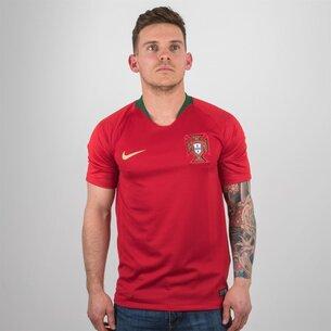 Nike Portugal 2018 Home Shirt