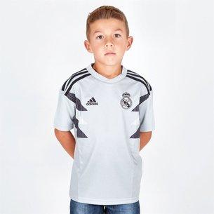 adidas Real Madrid Shirt Junior