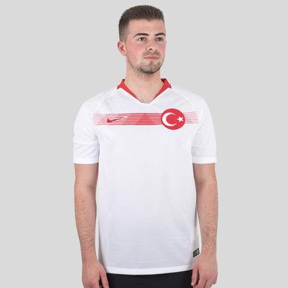 Nike Turkey 2018 Away S/S Stadium Football Shirt
