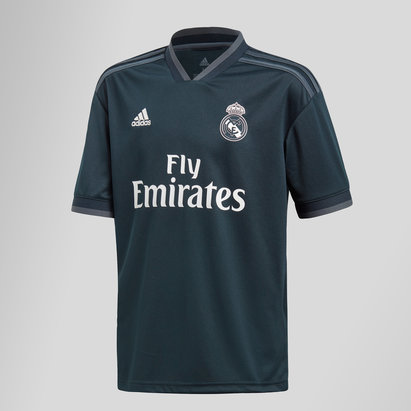 adidas Real Madrid Replica Shirt Mens