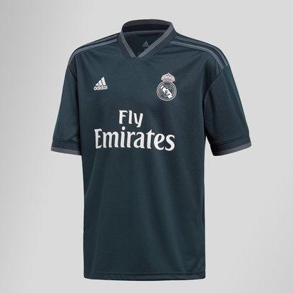 adidas Real Madrid Replica Shirt Mens