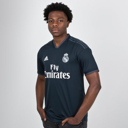 adidas Real Madrid FC 18/19 Away Authentic S/S Football Shirt