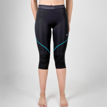 Mizuno Impulse Ladies Core 3/4 Training Tights