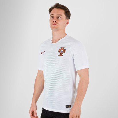 Nike Portugal 2018 Away S/S Stadium Football Shirt