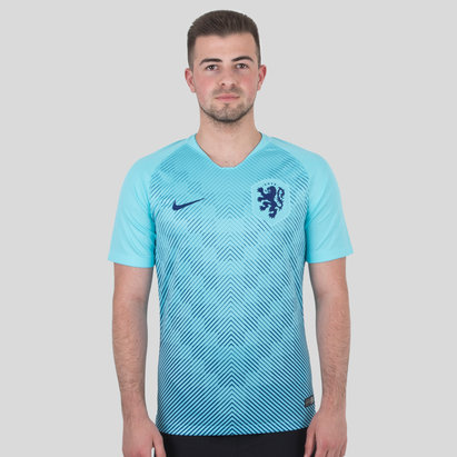 Nike Holland 2018 Away S/S Stadium Football Shirt