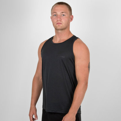 adidas New Zealand All Blacks 2018/19 Supporters Lux Rugby Singlet