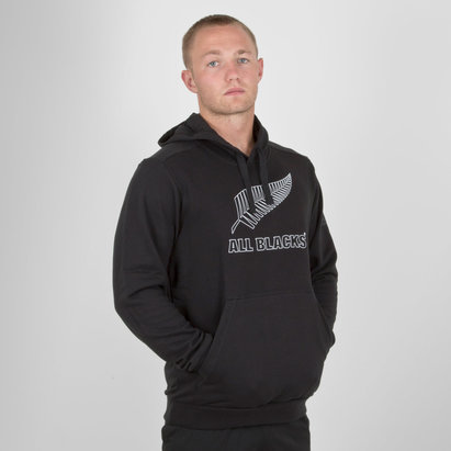 New Zealand All Blacks 2019/20 Supporters Hooded Sweat
